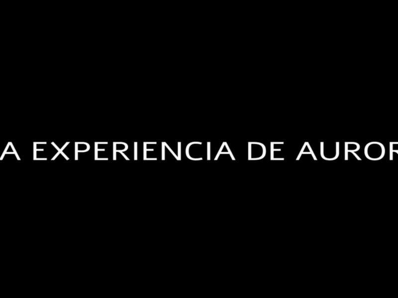 LA EXPERIENCIA DE AURORA
